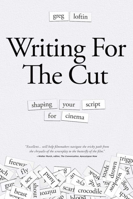 writing for the cut, greg loftin book review
