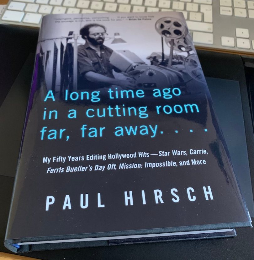Editor Paul Hirsch Memoir Reviewed