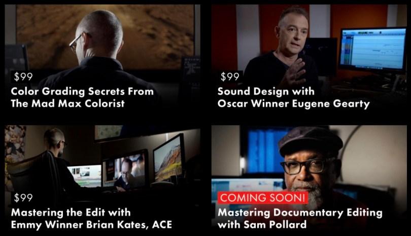 Filmmaker U Courses Reviewed