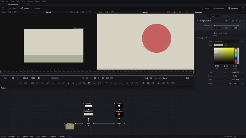 learning fusion motion graphics