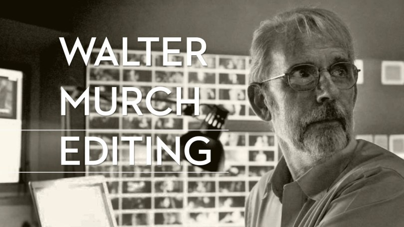Best Walter Murch film editor books, videos, interviews