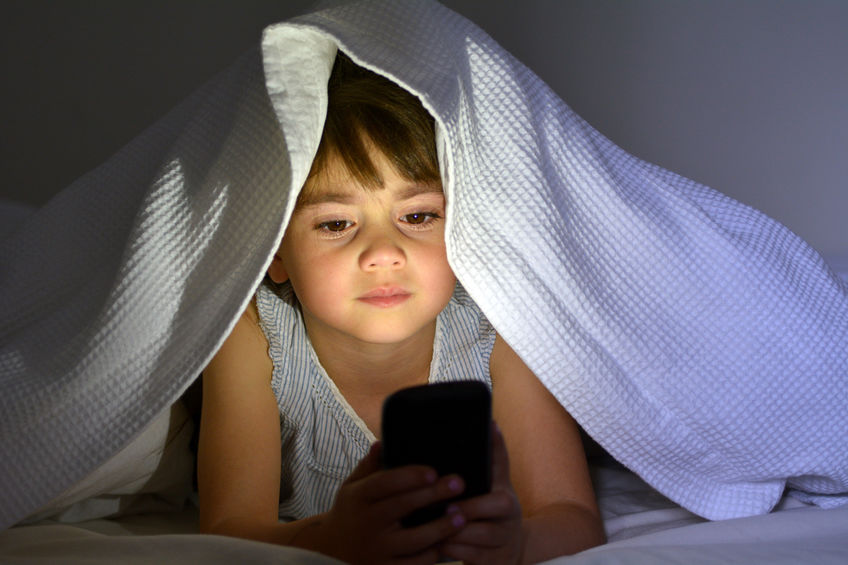 Impact of screen time on children & teenagers…