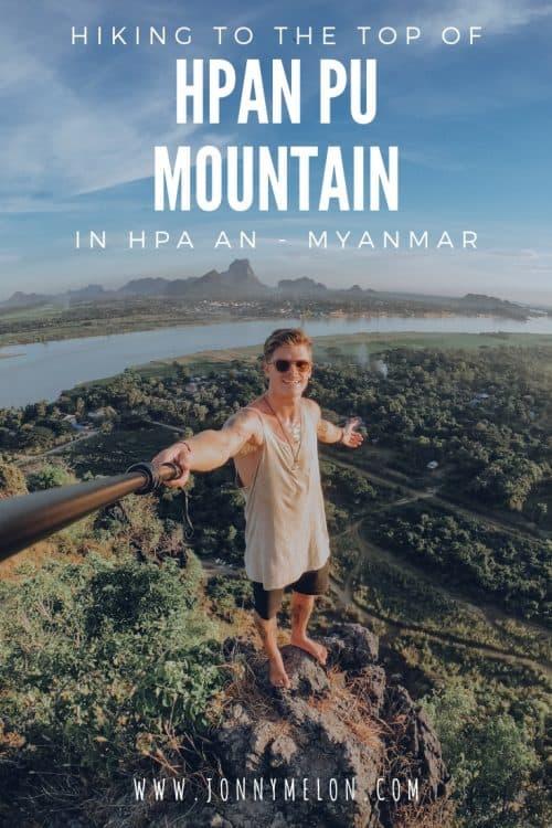 hpan pu mountain, hpan pu pagoda, hpa-an things to do, mt hpan pu, mount hpan pu