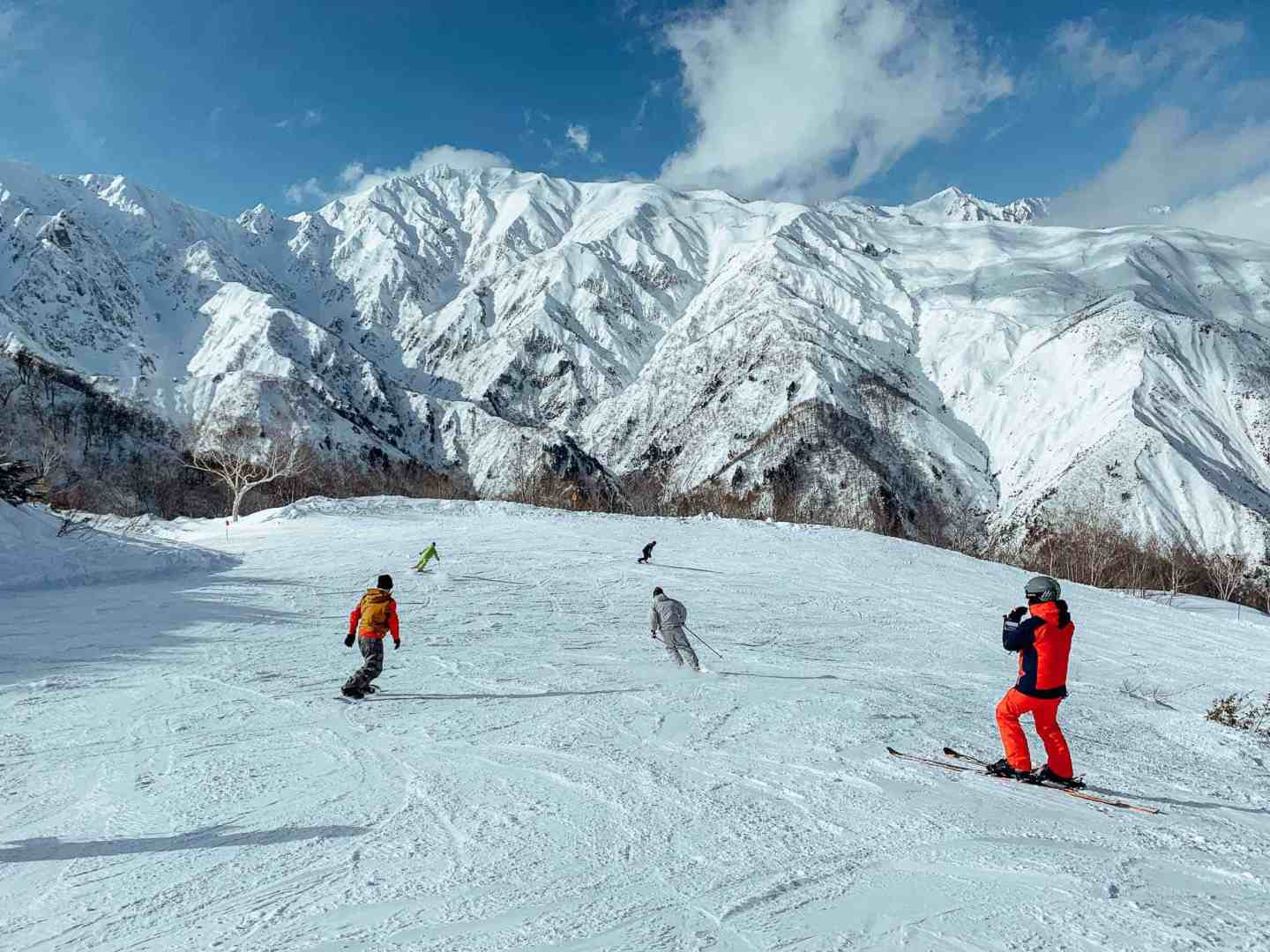 hakuba ski resorts, hakuba valley
