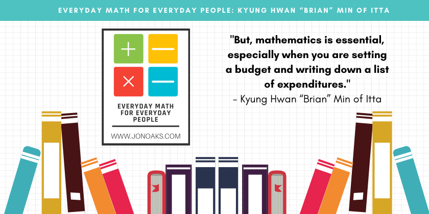 Everyday Math for Everyday People: Itta Korea