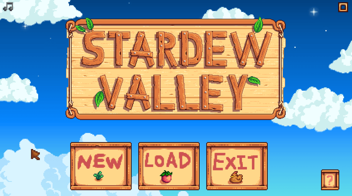 Walkthrough Stardew Valley