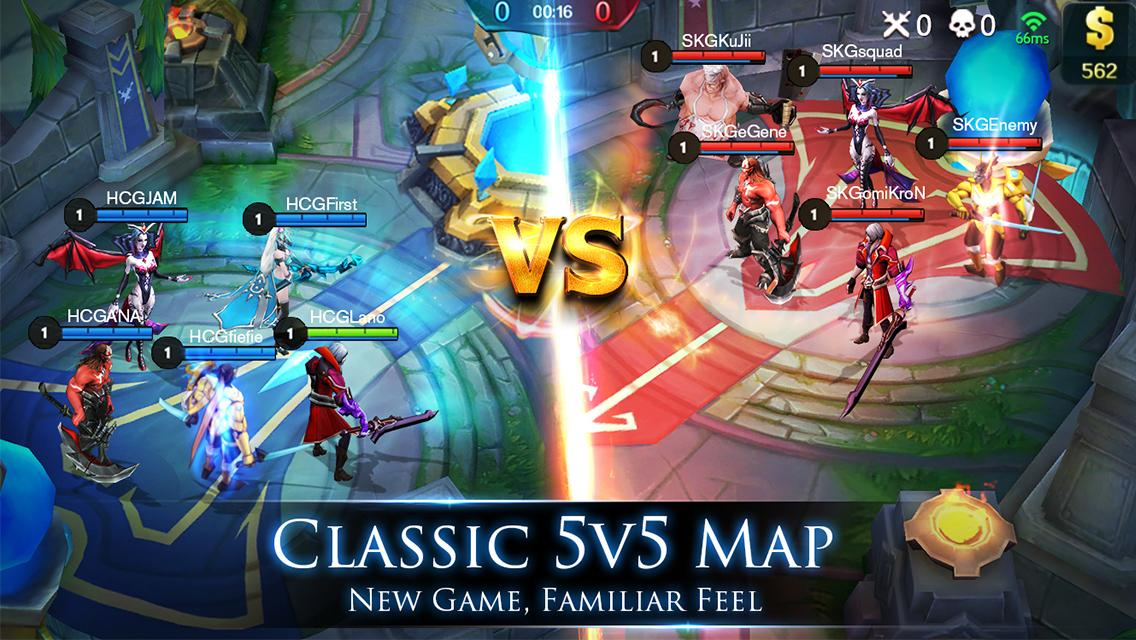 Panduan Map & Battle Mode di Mobile Legends Bang Bang