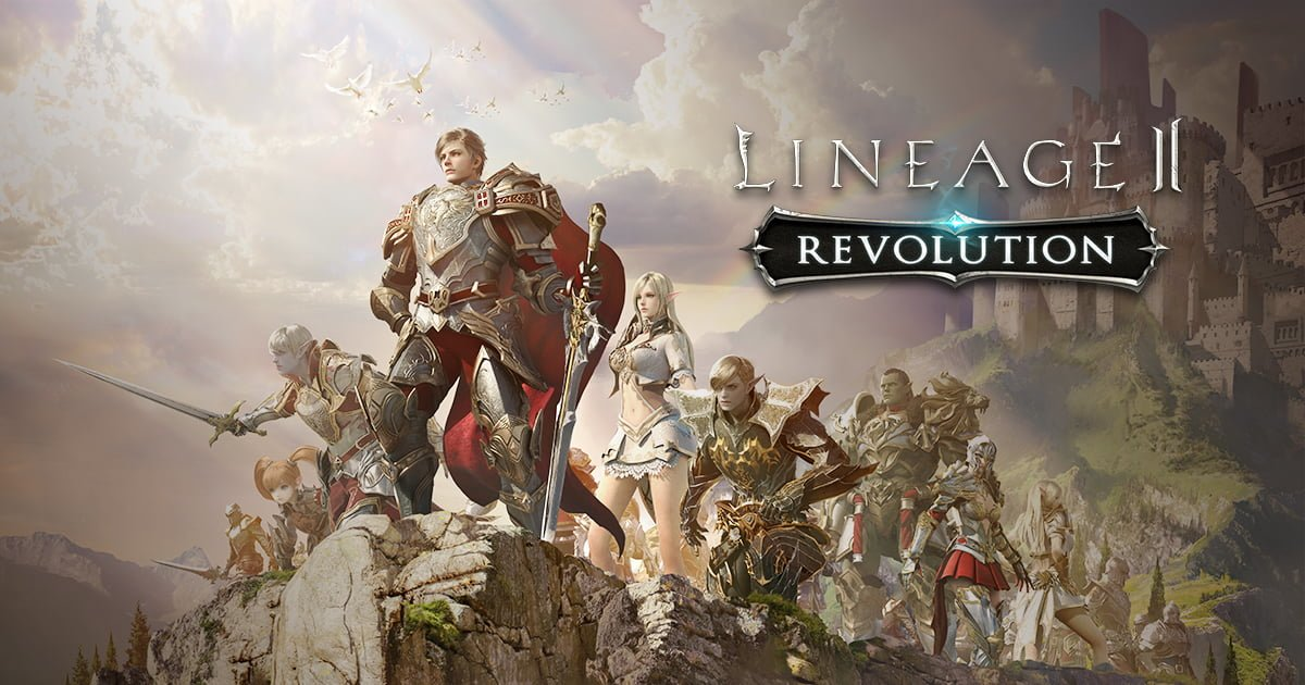 Walkthrough Lineage 2: Revolution