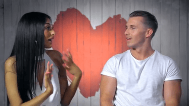 First Dates Series 7 Episode 7 - Kriss and Ruby