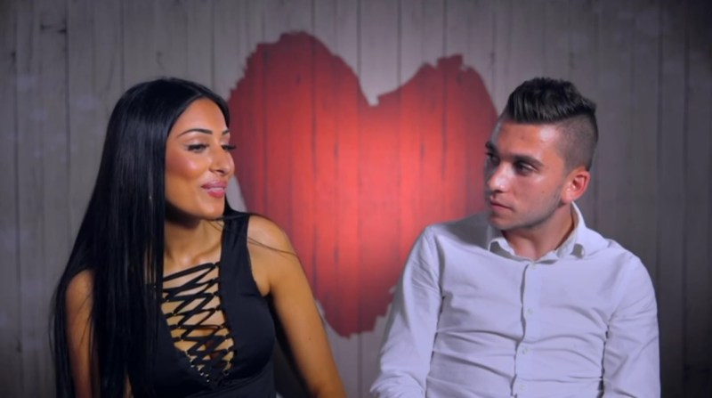 First Dates Series 7 Episode 9 Ruby Adam