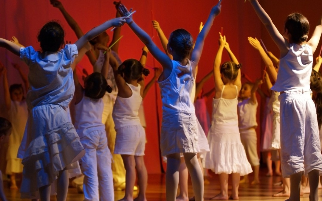 Spectacle théâtre et danse