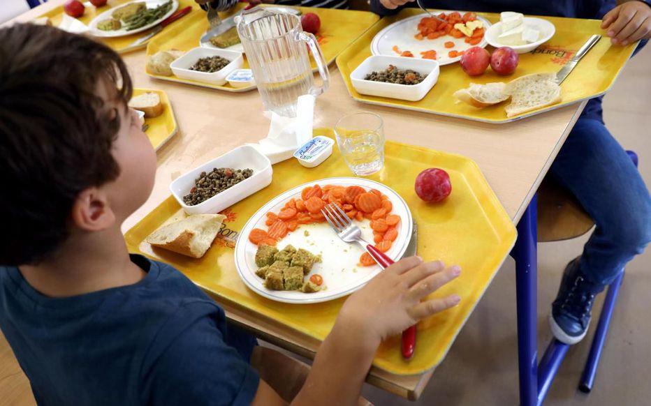 Modification temporaire de l'organisation de la restauration scolaire