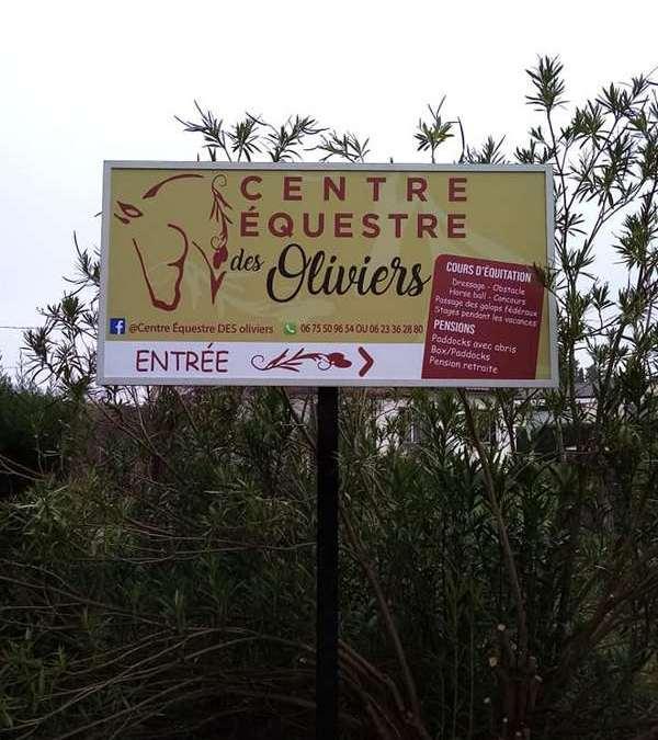 Quelle est la structure qui, installée à Jonquières Saint Vincent, fait parler de notre village bien au-delà de notre région ?