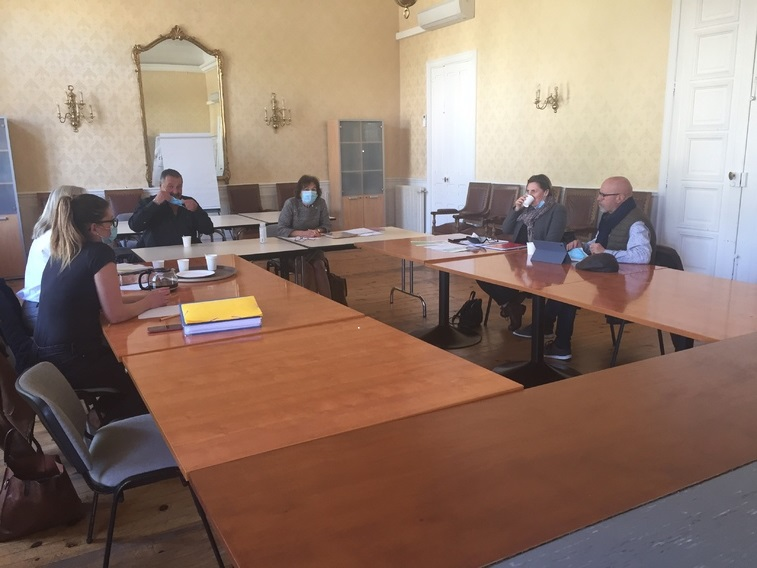 Lutte contre le décrochage scolaire des jeunes : Rencontre entre les élus et La Mission Locale