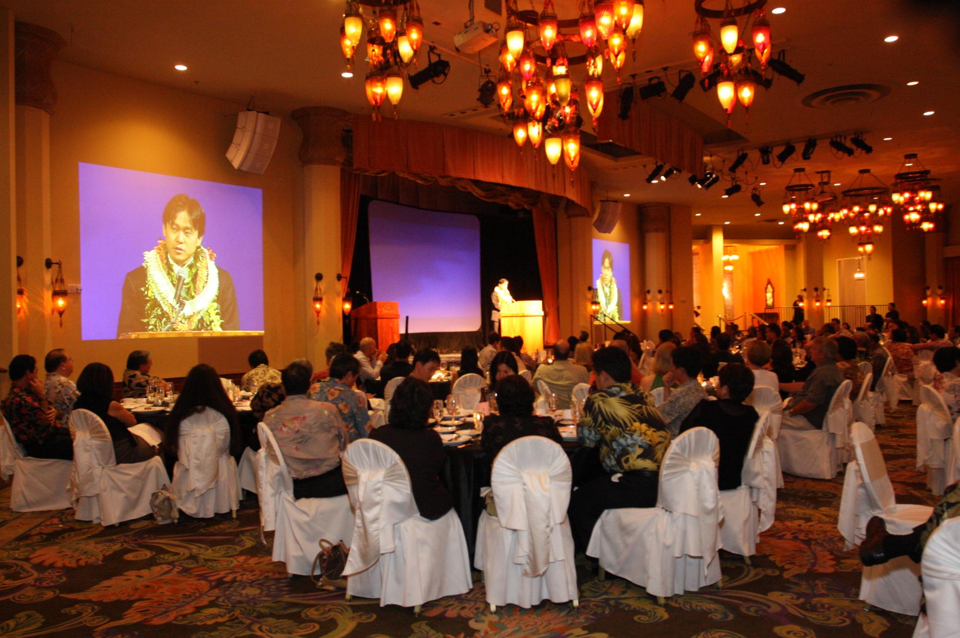 Rep. Jon Riki Karamatsu's speech on his Lt. Governor platform for the State of Hawaii.