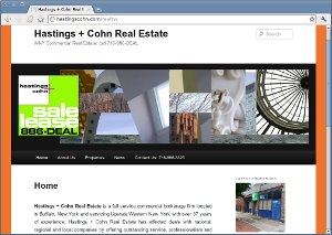 Hastings + Cohn Web Site