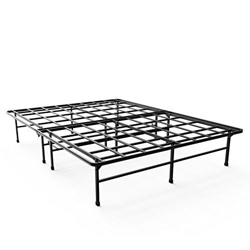 Zinus 14 Inch Elite Smartbase Mattress Foundation For Tall Extra Strong Support Platform Bed