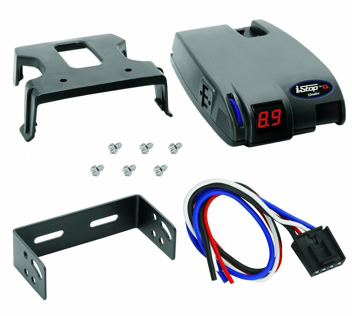 Draw Tite Brake Controller Wiring Diagram Electronic