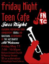 FNTC Poster Jazz Night