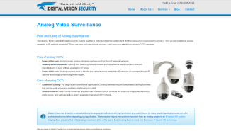 Digital Vision Security Technology