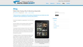 Digital Vision Security Blog
