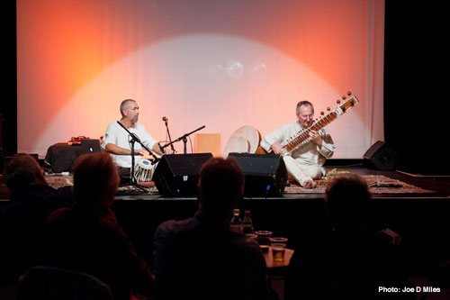 Samswara Tabla Sitar Indian Music Stroud Devon UK performances and workshops