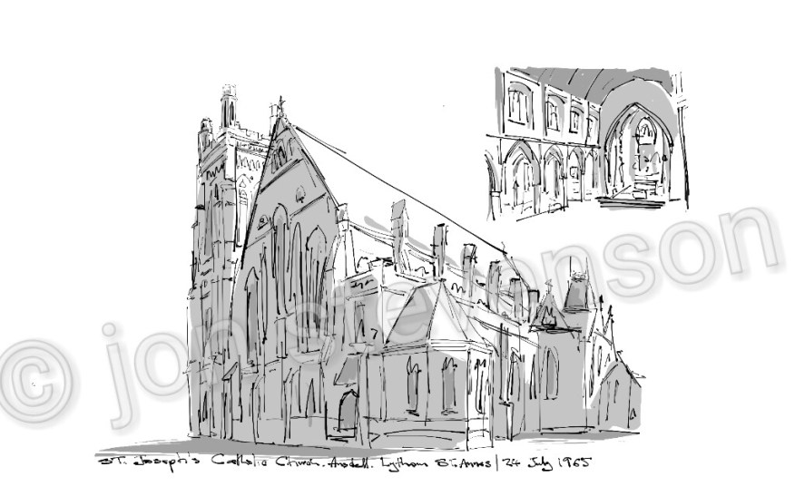 St Joseph ' s. Ansdell. Lytham St Ann's. Uk