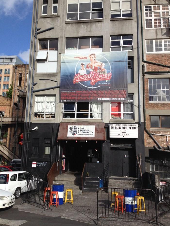 Basement Theatre