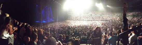 Arctic Monkeys, Vector Arena