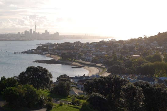 Devonport from North Head