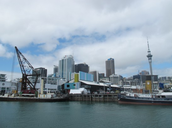 New Zealand Maritime Museum, Auckland