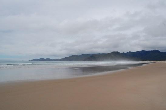Whangapoua Beach, Great Barrier Island