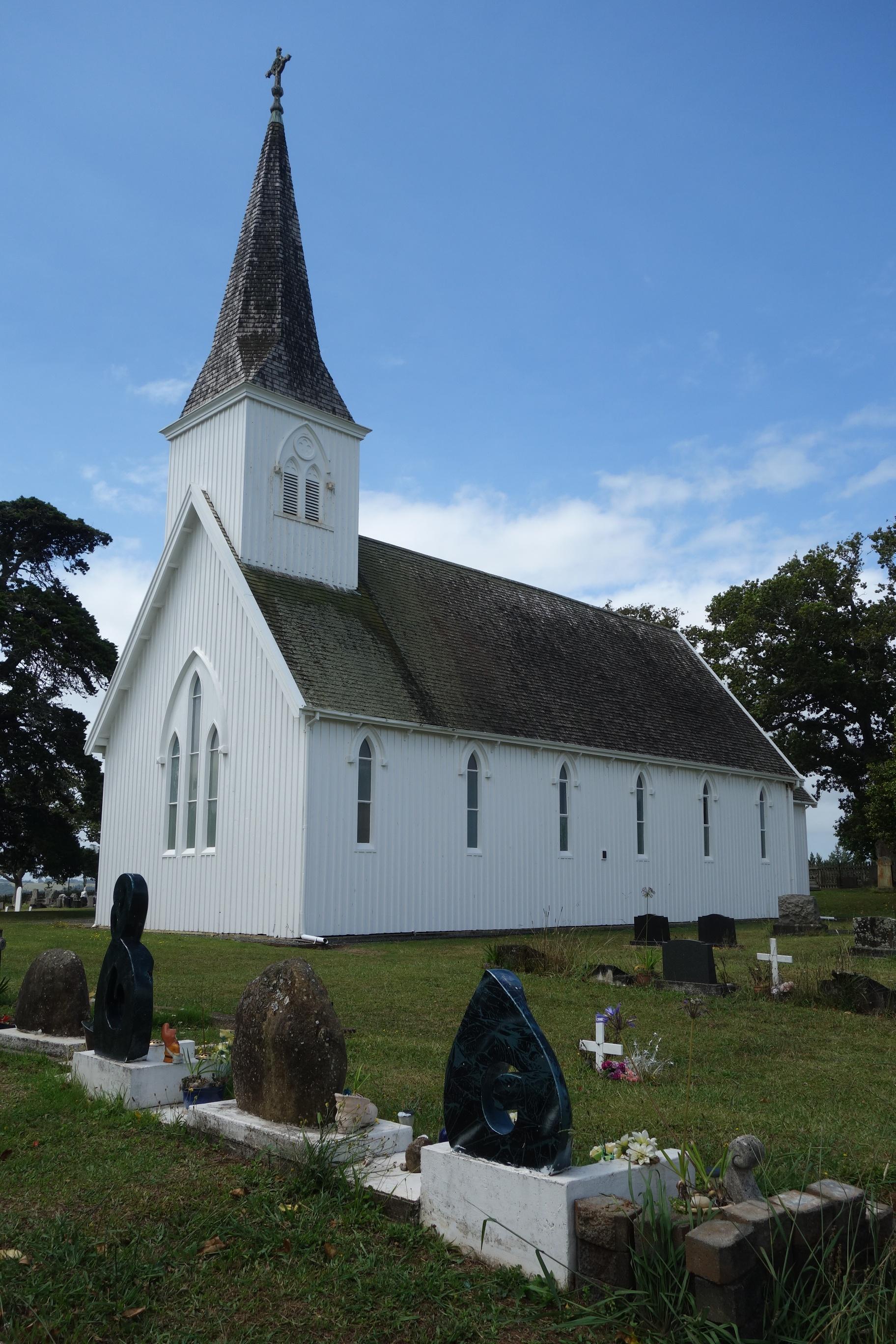 New Zealand Churches – jontynz
