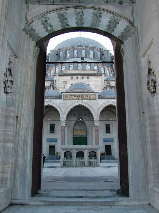 DSCF1668 Suleymaniye Camii