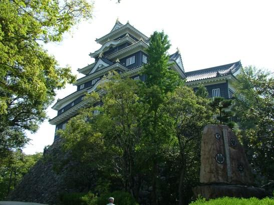 DSCF5714 Okayama Castle