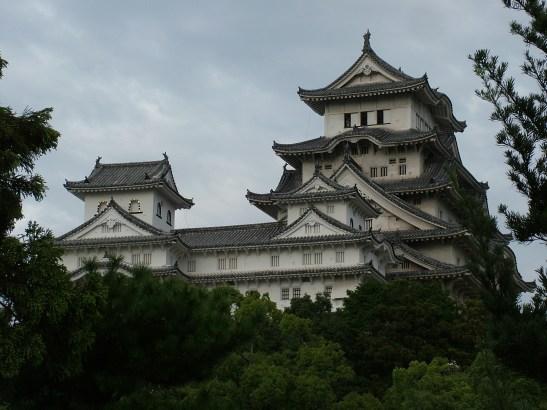 DSCF6199 Himeji Castle