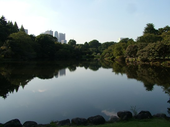 DSCF6874 Shinjuku Gyoen Park