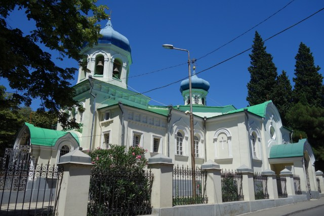 DSC06183 Alexander Nevel Church