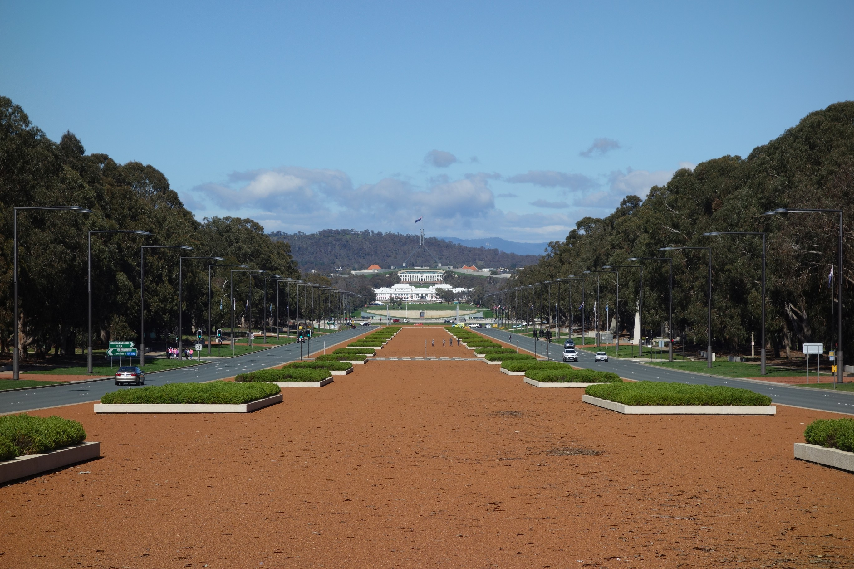 Hello Canberra