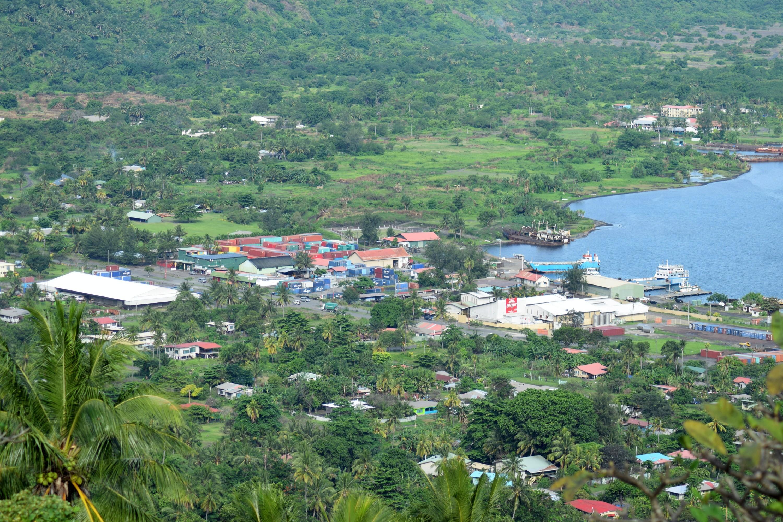 World Voyage on the Queen Elizabeth 2016: Rabaul, Papua