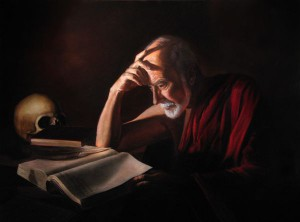 St. Jerome by Eric Armusik