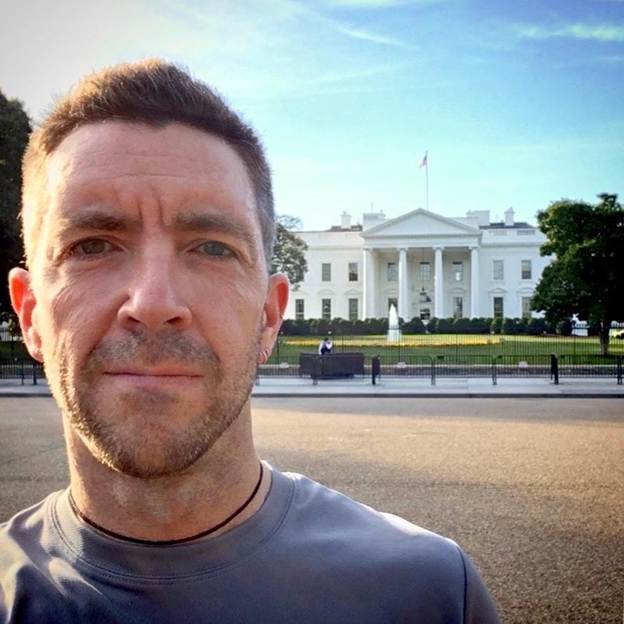 Jon Zal @ White House