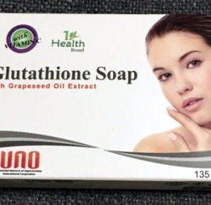 1st health gluta soaps new