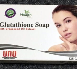 1st health gluta soaps new