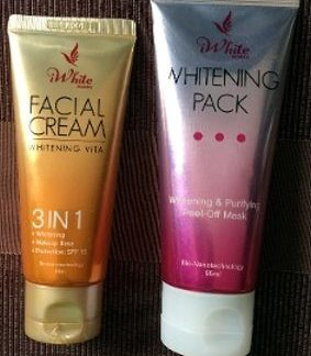 2 Iwhite 3in1 and Whitening peel new