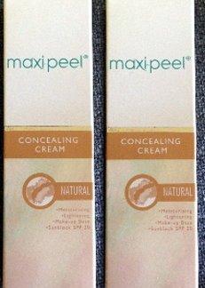 2 Maxi Peel Cream NATURAL new