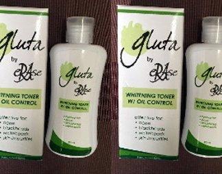 2 erase glutathione toner new