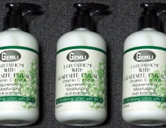 3 Gemli Grapeseed Extract lotion new