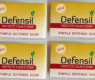 4 defensil soap new