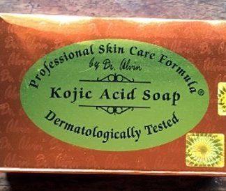 50 pscf kojic soap new
